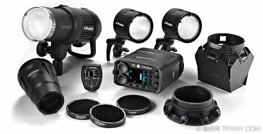 Profoto-Off-Camera-Flash-system-white