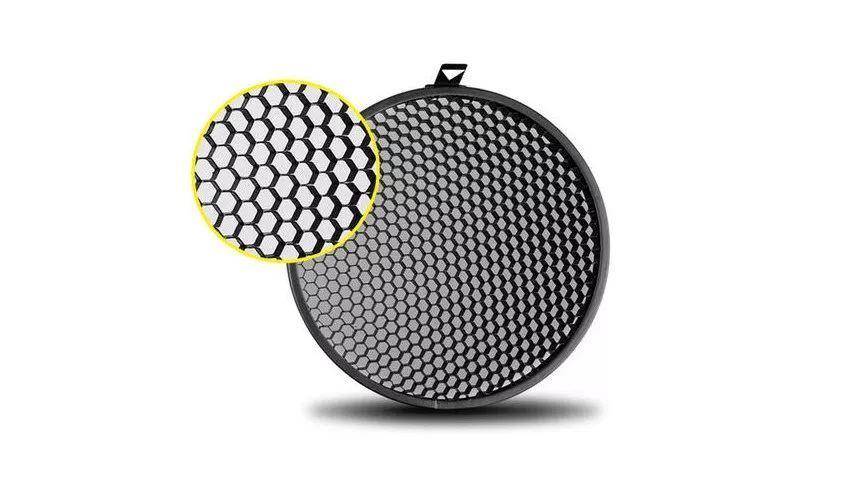 摄影控光附件上的蜂巢,你用对了吗?   糖皮兵器谱