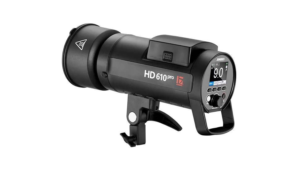 八大升级!金贝HD610PRO闪光灯开箱评测!