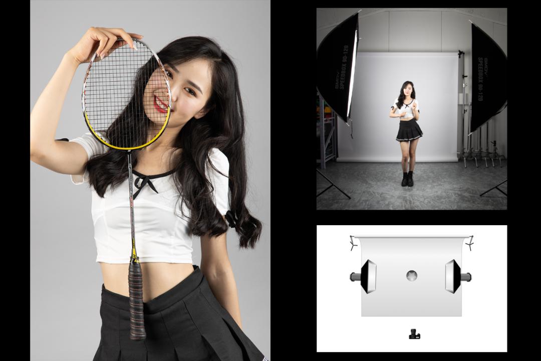 大型长方柔光箱你会用吗?闪灯摄影怎么拍系列